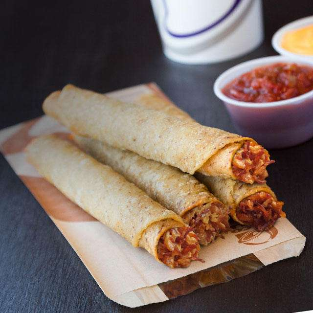 Taco Bell - meal takeaway    Photo 8 of 10   Address: 10711 W Indian School Rd, Avondale, AZ 85392, USA   Phone: (623) 877-1111