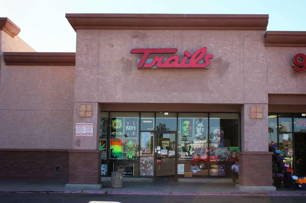 Trails Department Store - department store    Photo 1 of 10   Address: 940 N Alma School Rd, Chandler, AZ 85224, USA   Phone: (480) 786-0234