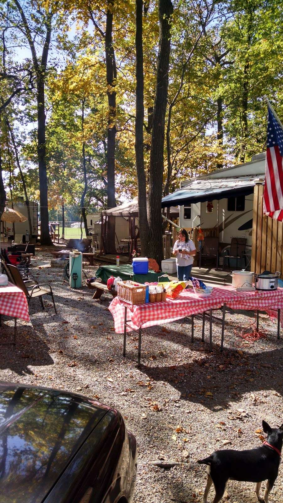 HOBO HOLLOW CAMPGROUND - campground  | Photo 10 of 10 | Address: 65 Nissley Ln, Holtwood, PA 17532, USA | Phone: (717) 284-2644