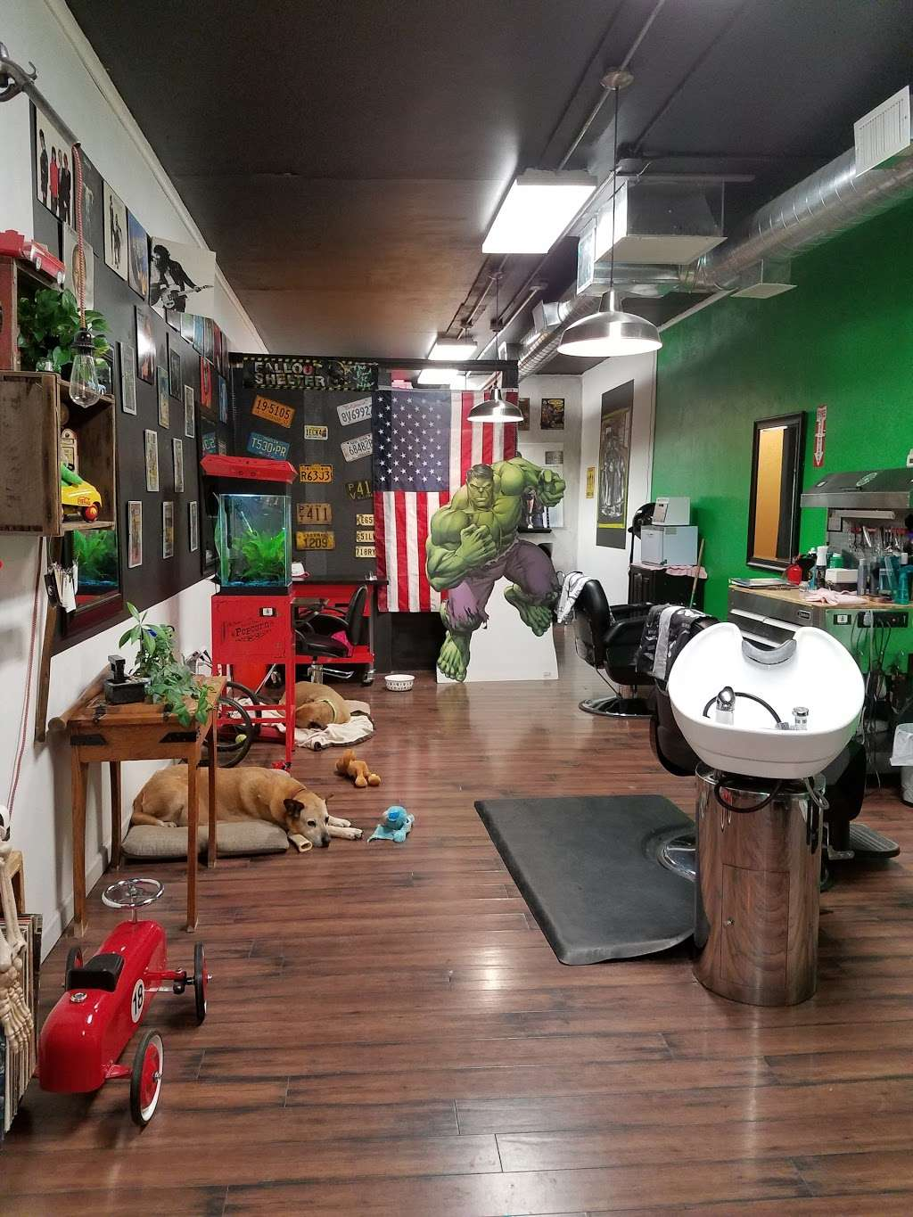 The Garage Hair Studio - hair care  | Photo 1 of 6 | Address: 1033 River Rd, New Milford, NJ 07646, USA | Phone: (201) 530-7440