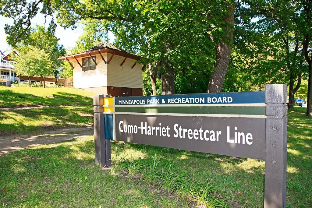 Como-Harriet Streetcar Line - museum  | Photo 7 of 7 | Address: 4200 Queen Ave S, Minneapolis, MN 55410, USA | Phone: (952) 922-1096