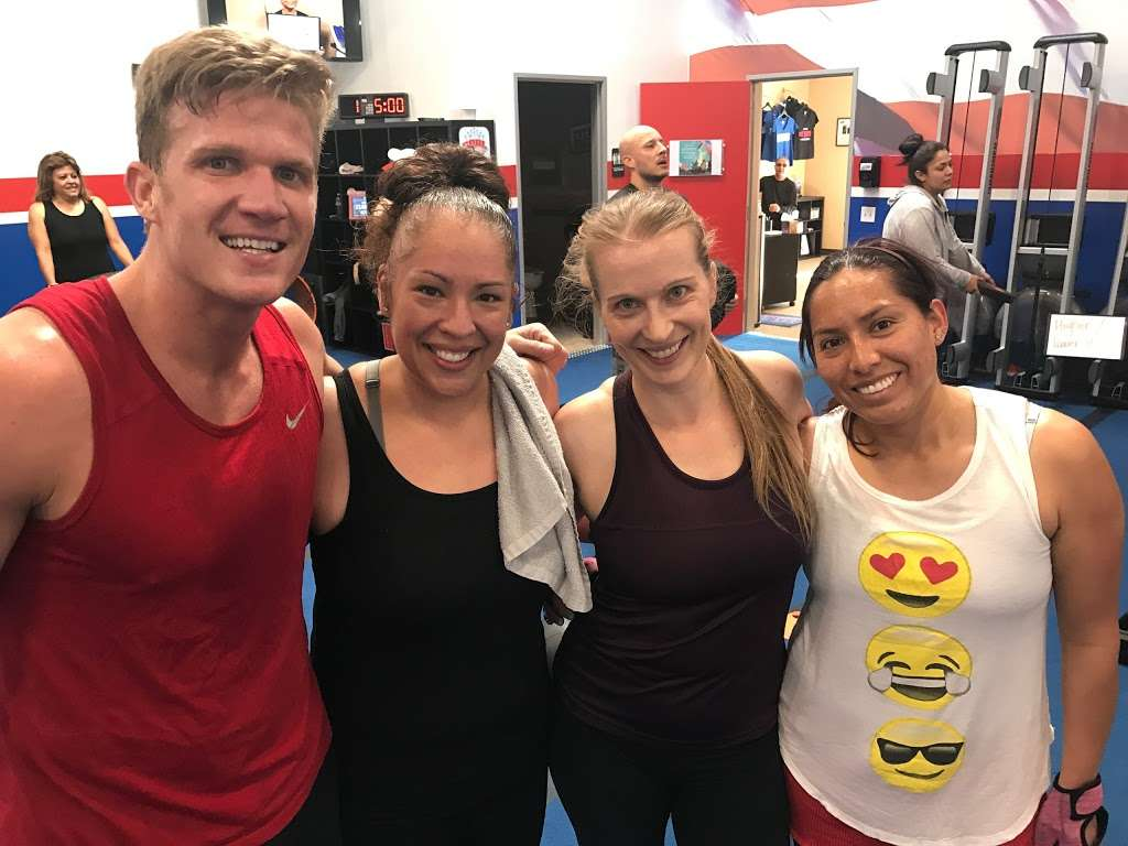 San Marcos Fit Body Boot Camp - gym    Photo 7 of 10   Address: 2892 S Santa Fe Ave #110, San Marcos, CA 92069, USA   Phone: (760) 402-1673