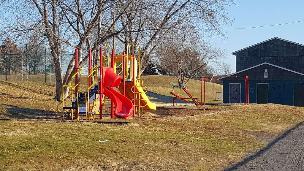 John J. Hopkins Memorial Park - park    Photo 2 of 10   Address: High St, Edwardsville, PA 18704, USA
