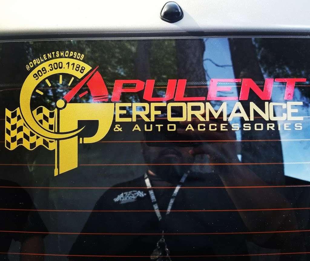 Opulent Performance & Auto Accessories - car repair  | Photo 8 of 10 | Address: 2214 N Golden Ave, San Bernardino, CA 92404, USA | Phone: (909) 300-1188