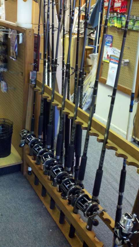 Bowleys Bait & Tackle Inc - store  | Photo 5 of 10 | Address: 2917 Eastern Blvd, Baltimore, MD 21220, USA | Phone: (410) 687-2107