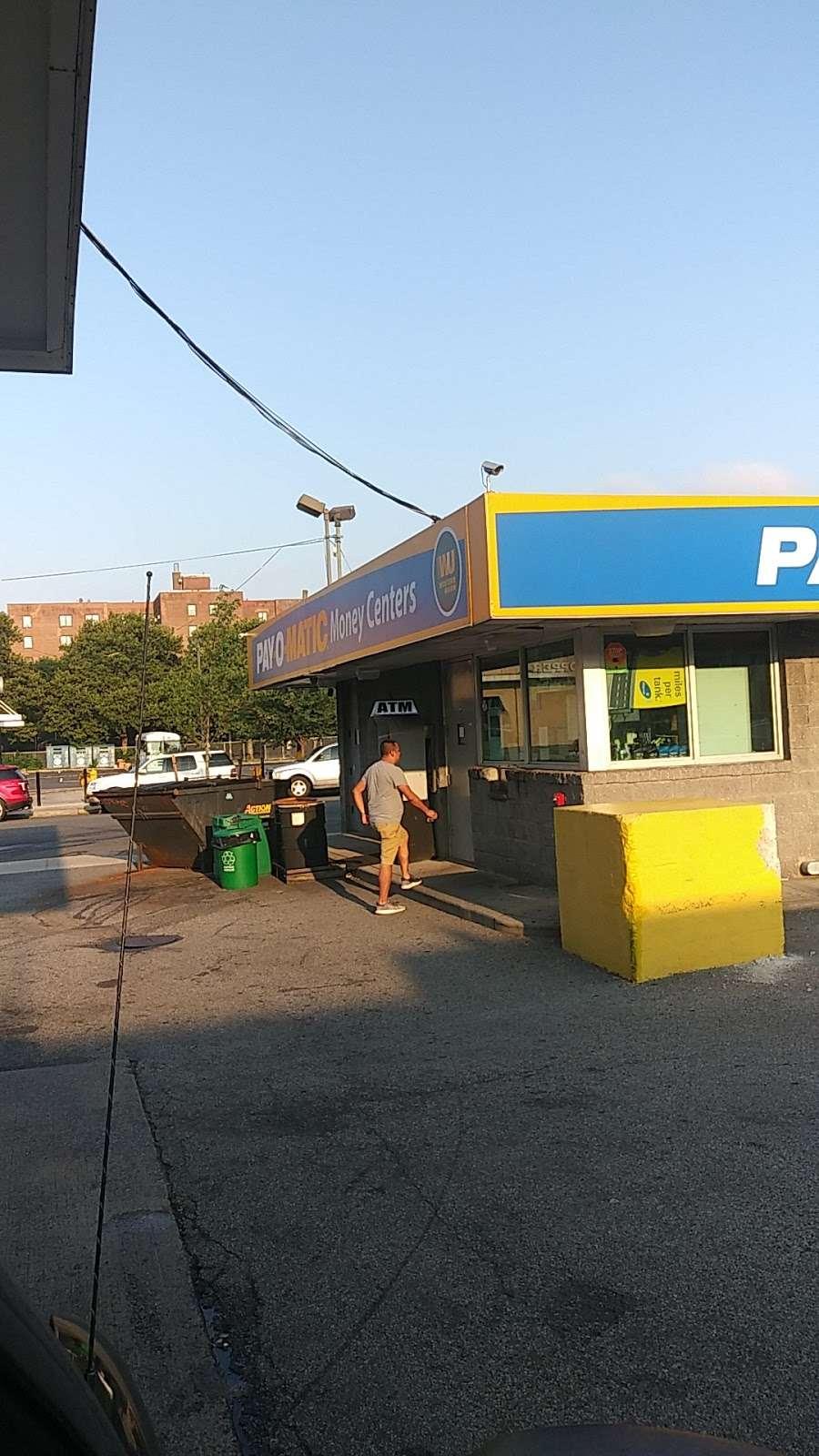 BP - gas station  | Photo 2 of 5 | Address: 1865 Bruckner Blvd, Bronx, NY 10472, USA | Phone: (718) 239-1010