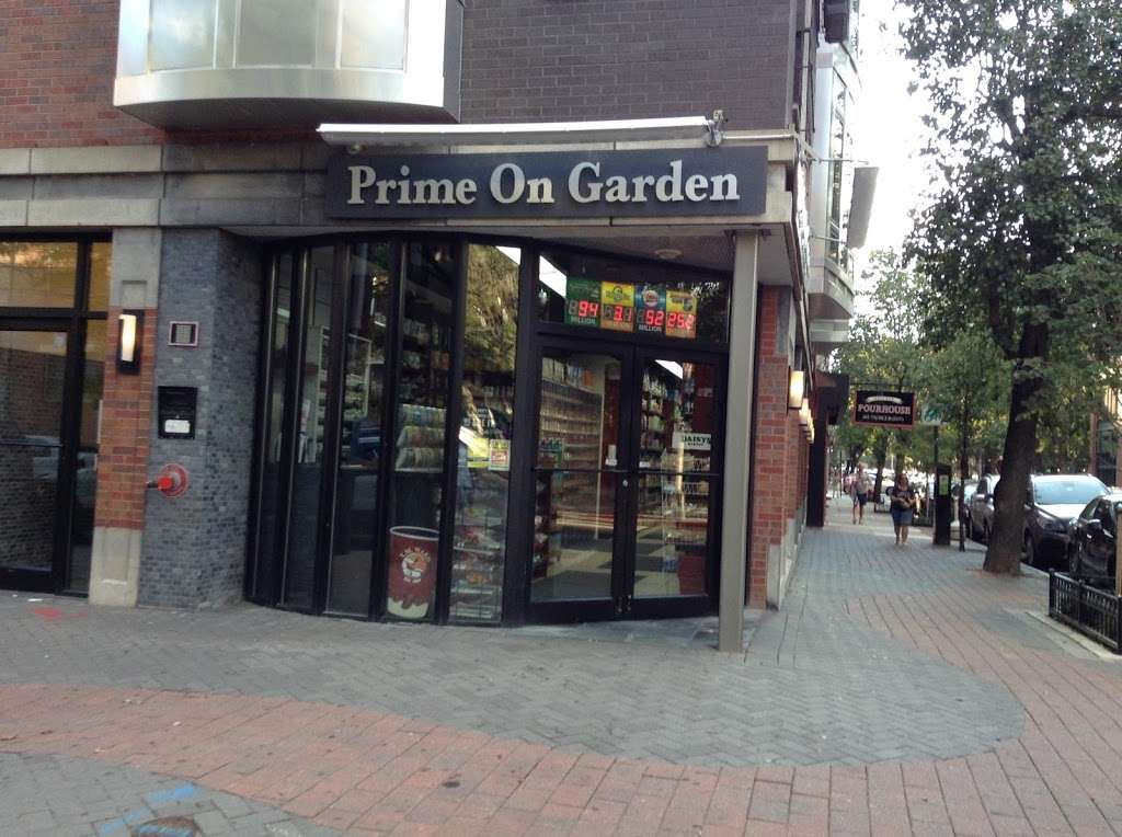 prime on garden - convenience store  | Photo 1 of 2 | Address: 98 Garden St, Hoboken, NJ 07030, USA | Phone: (201) 683-6900