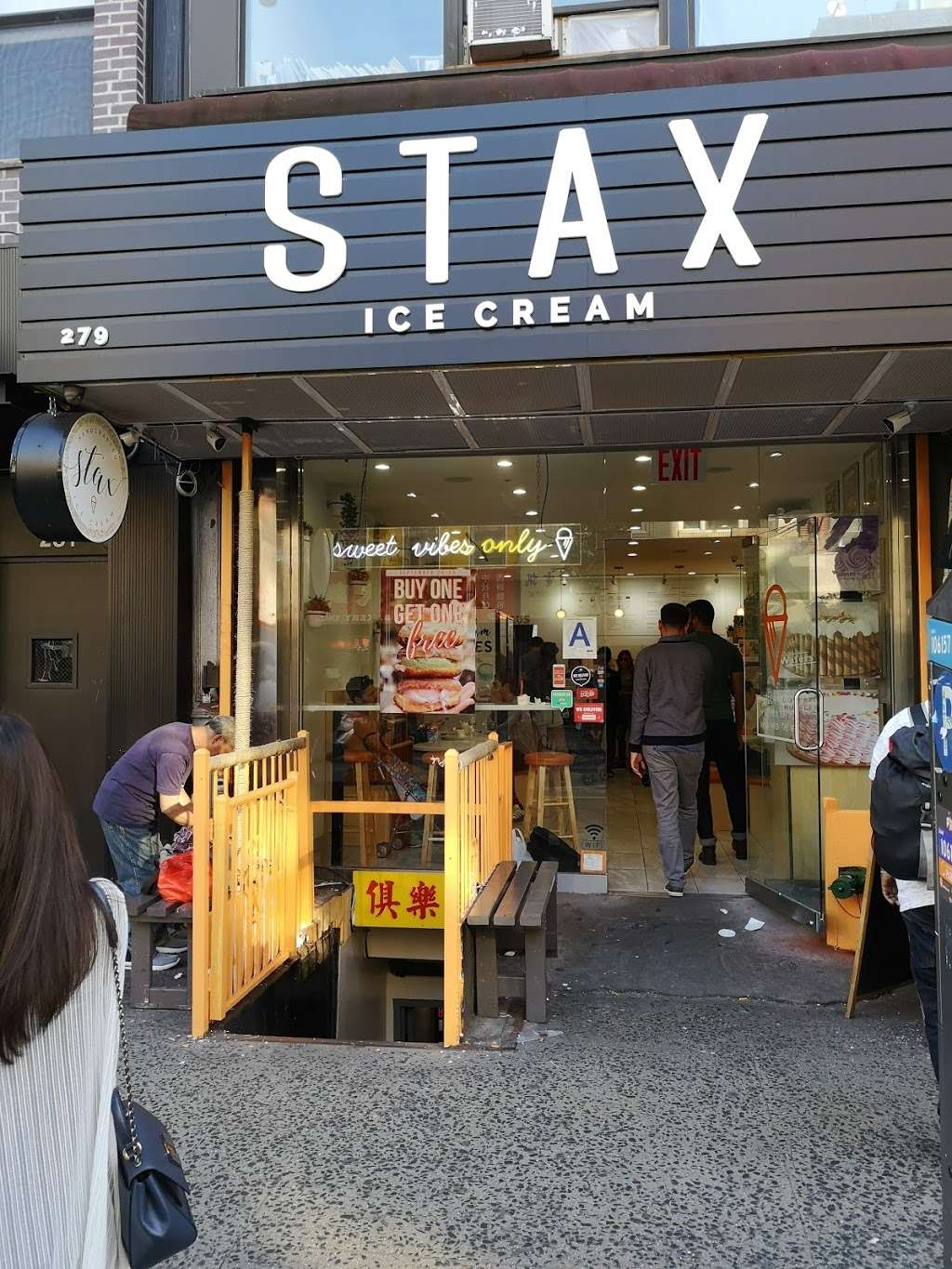 Stax Ice Cream - bakery  | Photo 3 of 10 | Address: 279 Grand St, New York, NY 10002, USA | Phone: (646) 870-0214