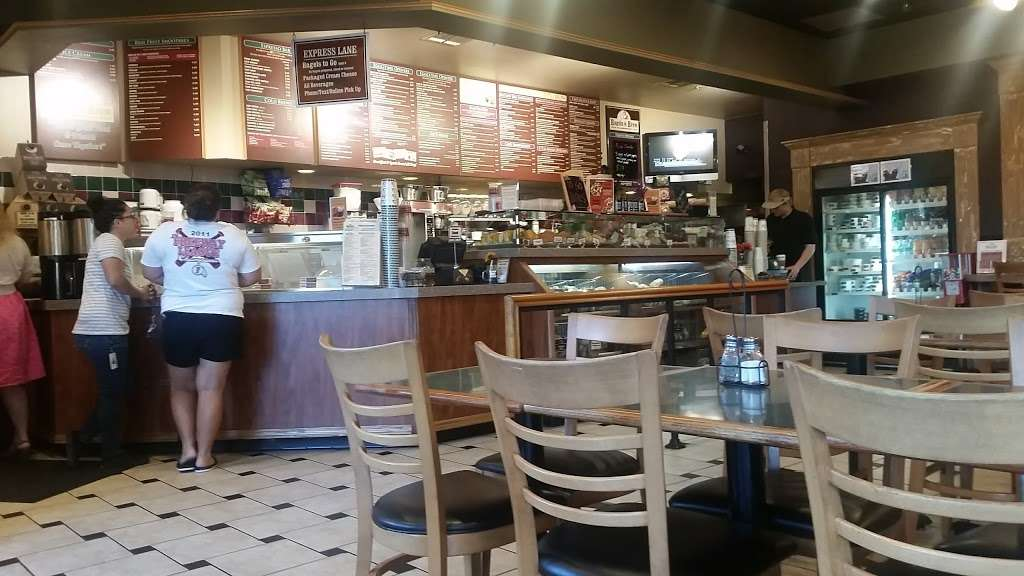 Bagels & Brew - cafe  | Photo 2 of 10 | Address: 23052 Alicia Pkwy A, Mission Viejo, CA 92692, USA | Phone: (949) 837-6977