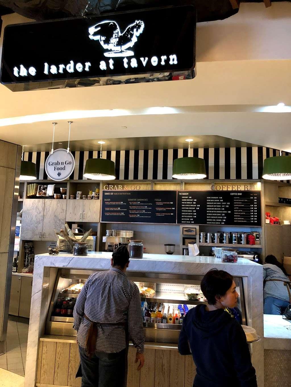 The Larder At Tavern - cafe  | Photo 3 of 7 | Address: 1 World Way, Los Angeles, CA 90045, USA | Phone: (310) 258-9556
