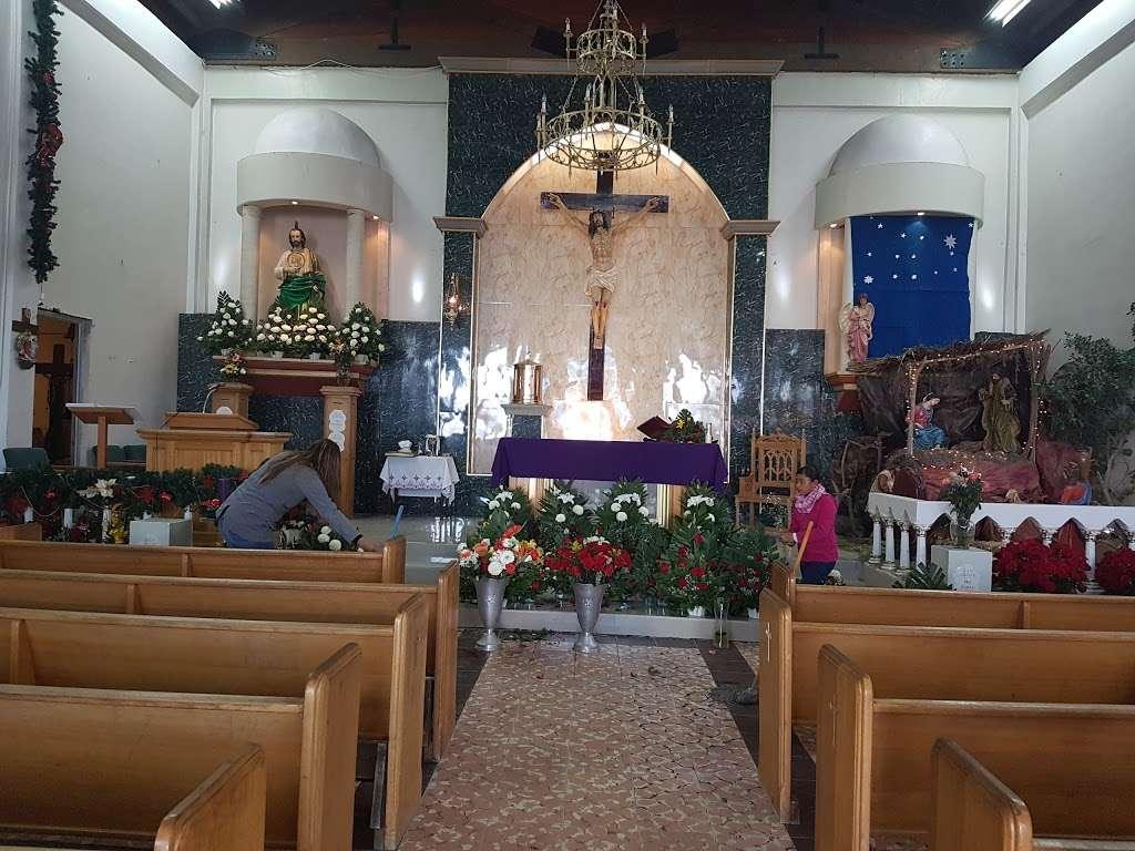 Parroquia San Judas Tadeo Pedregal Sta. Julia, Tijuana. - church  | Photo 1 of 10 | Address: Lucrecia Toris 6207, Pedregalde Sta Julia, 22604 Tijuana, B.C., Mexico | Phone: 664 636 3526