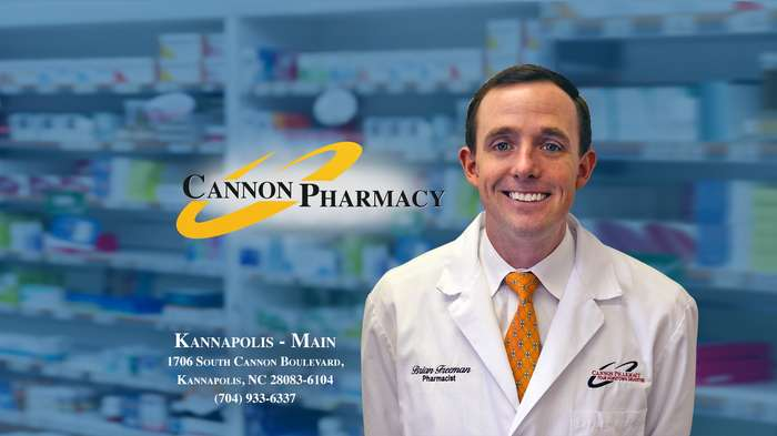 Cannon Pharmacy (Kannapolis South) - pharmacy  | Photo 2 of 5 | Address: 1706 S Cannon Blvd, Kannapolis, NC 28083, USA | Phone: (704) 933-6337