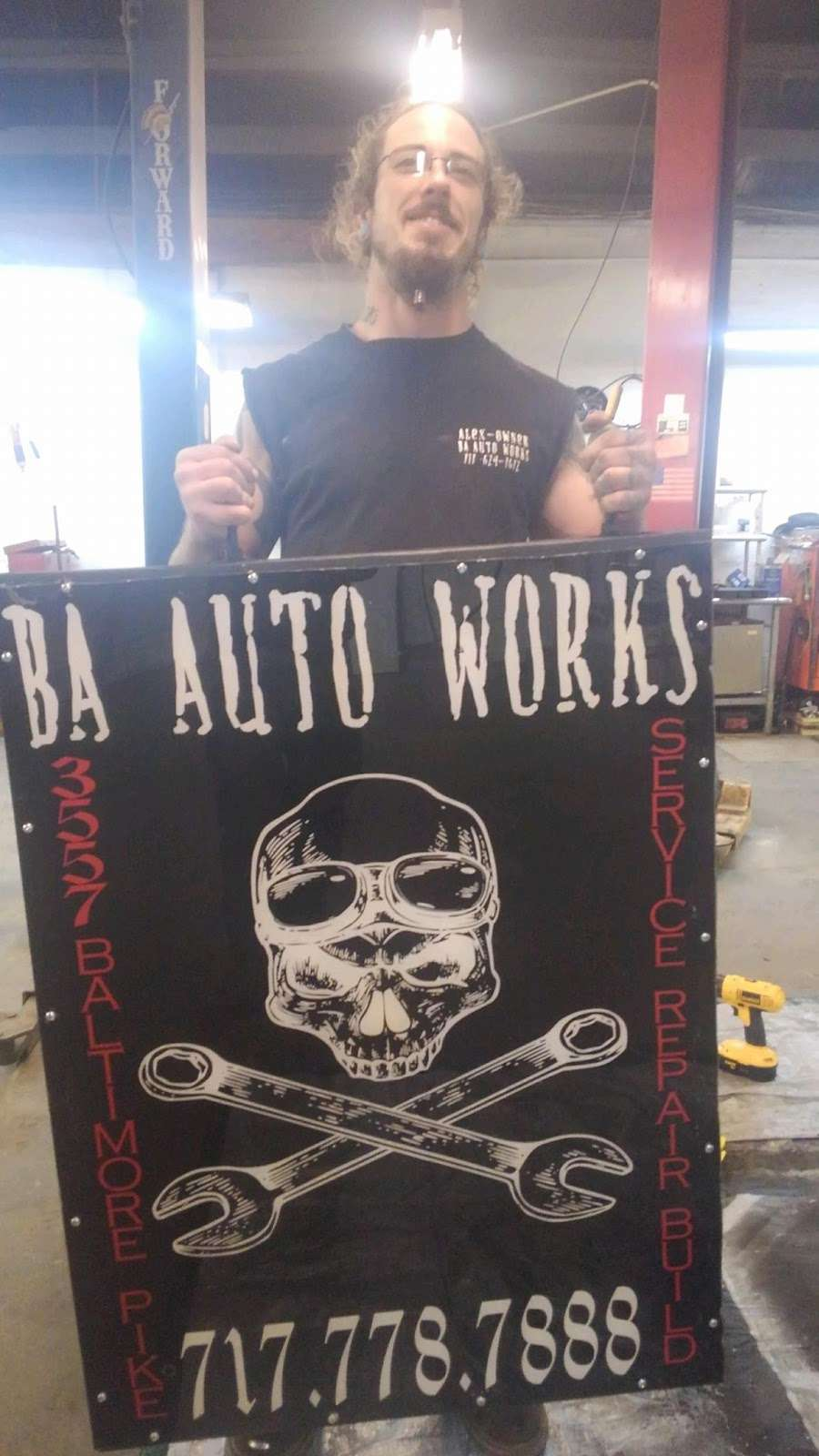 BA Auto Works - car repair  | Photo 10 of 10 | Address: 3557 Baltimore Pike, Littlestown, PA 17340, USA | Phone: (717) 778-7888