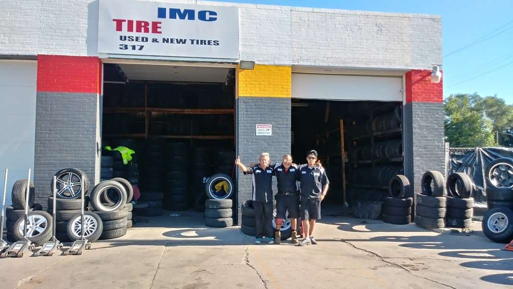 IMC Tire and Mufflers Service Inc - car repair  | Photo 2 of 10 | Address: 3521 W 16th St, Indianapolis, IN 46222, USA | Phone: (317) 426-2011