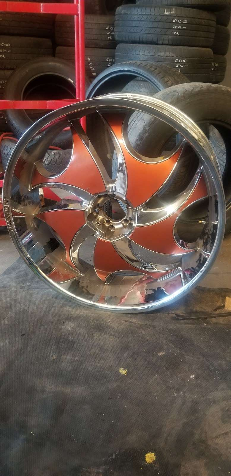 JADE USED TIRE SHOP - car repair  | Photo 6 of 10 | Address: 6105 E 38th St, Indianapolis, IN 46226, USA | Phone: (317) 515-5071