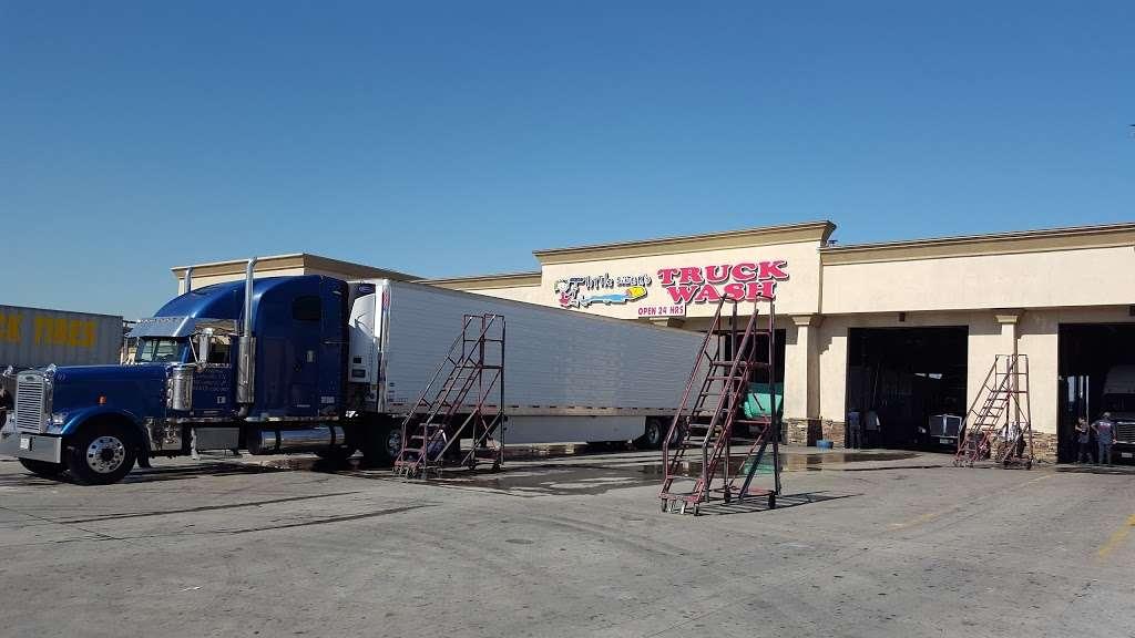 Little Sister S Truck Wash Inc 14264 Valley Blvd Fontana Ca 92335 Usa