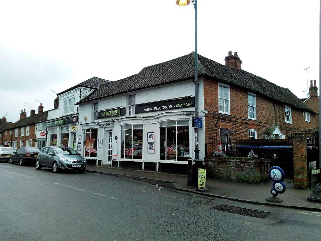 Costcutter Codicote - supermarket  | Photo 1 of 1 | Address: 80 High St, Codicote, Hitchin SG4 8XQ, UK | Phone: 01438 820205