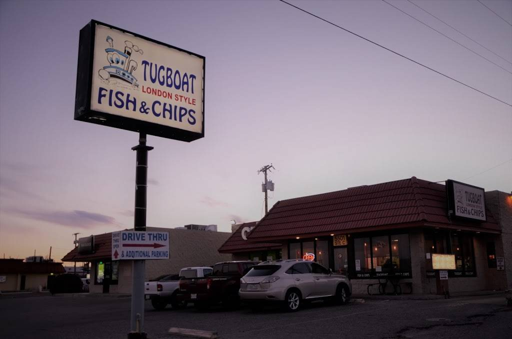 Tugboat Fish and Chips 22 - restaurant  | Photo 4 of 9 | Address: 5501 Dyer St C, El Paso, TX 79904, USA | Phone: (915) 566-2878