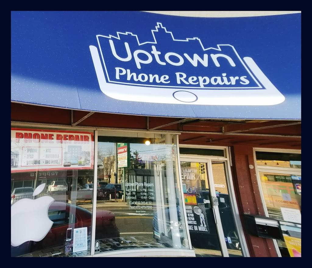 Uptown Phone Repairs - store  | Photo 1 of 7 | Address: 5456 Nicollet Ave, Minneapolis, MN 55419, USA | Phone: (612) 345-4132