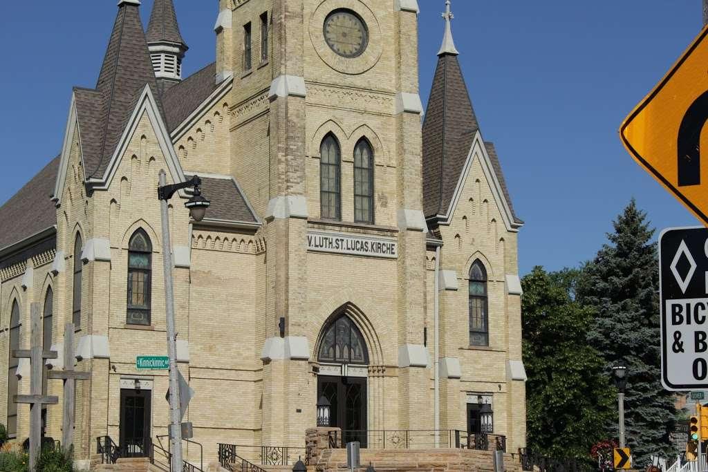 St. Lucas Lutheran Church - church  | Photo 7 of 10 | Address: 2605 S Kinnickinnic Ave, Milwaukee, WI 53207, USA | Phone: (414) 483-9122