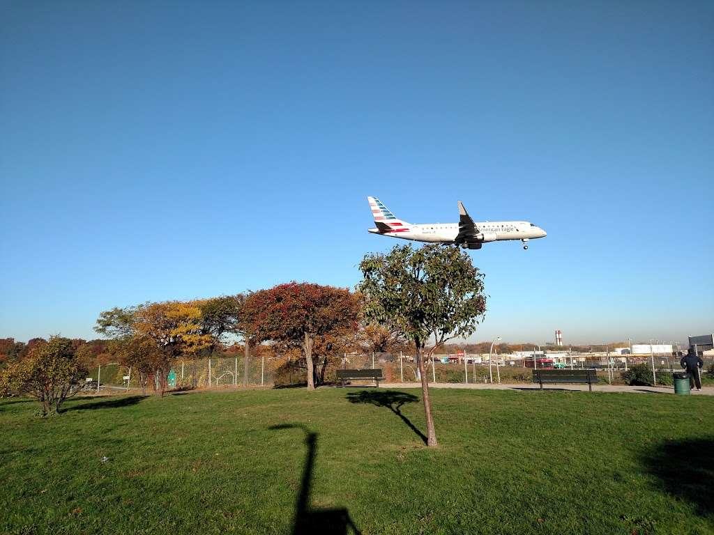 Planeview Park - park  | Photo 7 of 10 | Address: Ditmars Blvd, East Elmhurst, NY 11369, USA | Phone: (212) 639-9675