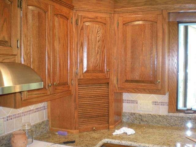 Custom Cabinet Refinishing - furniture store    Photo 2 of 10   Address: 183 Monroe St, Passaic, NJ 07055, USA   Phone: (973) 685-4553
