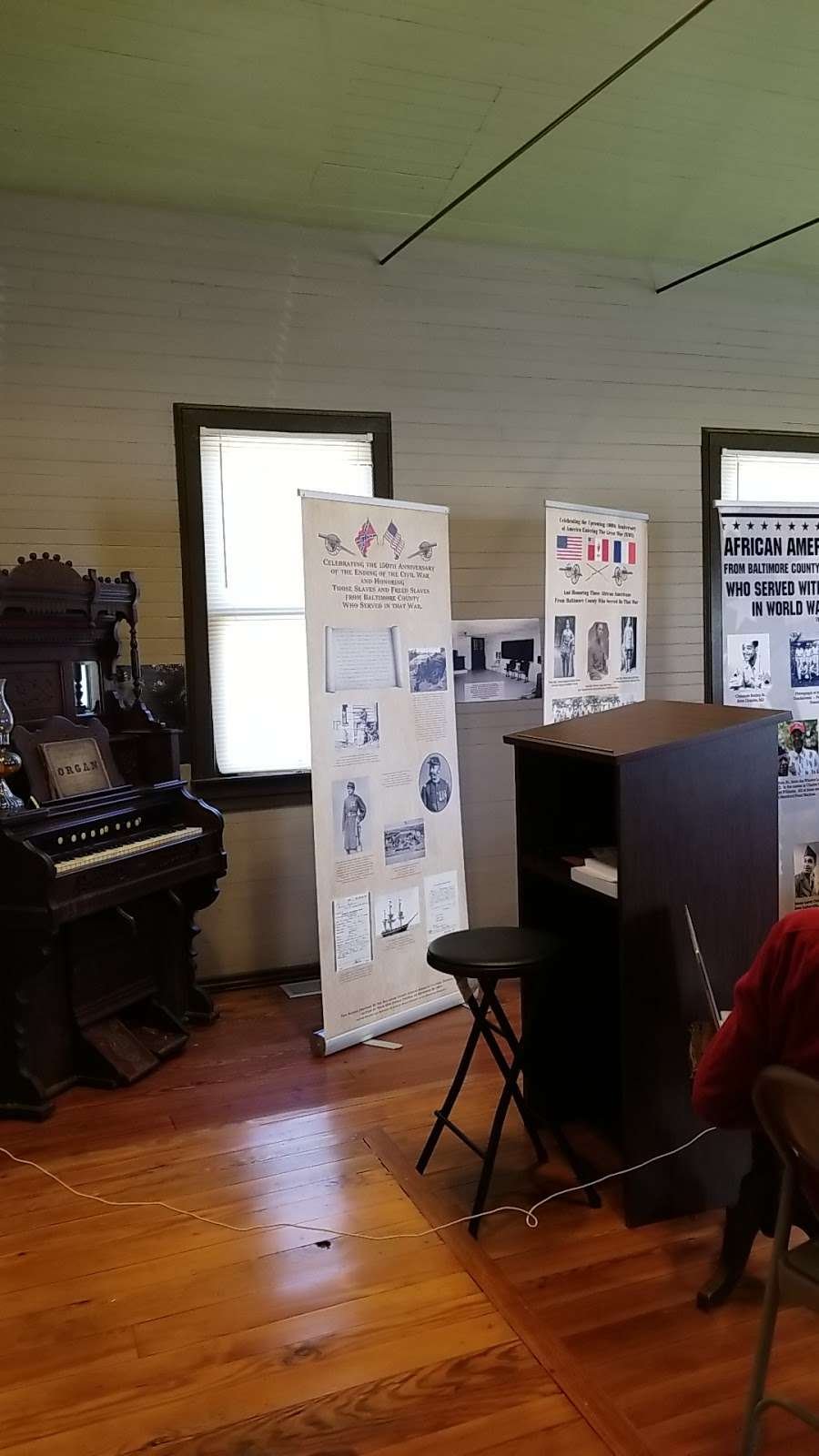 Diggs Johnson Museum - museum  | Photo 1 of 5 | Address: 2426 Offutt Rd, Woodstock, MD 21163, USA | Phone: (443) 675-7282