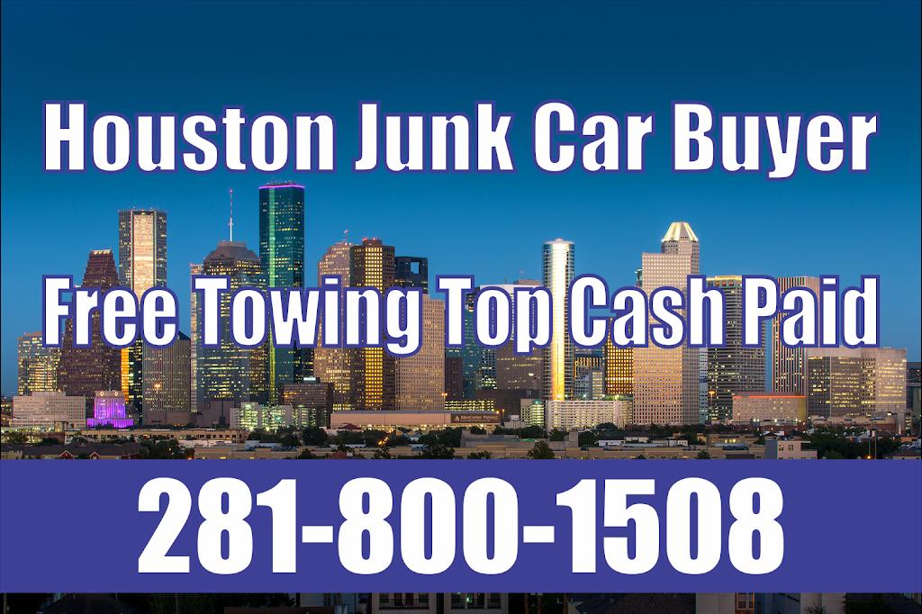 HTown Junk Car Buyer - car dealer  | Photo 7 of 10 | Address: Houston, TX, USA | Phone: (281) 800-1508