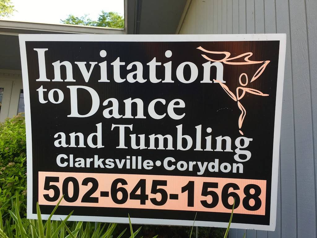 Invitation to Dance - gym  | Photo 5 of 7 | Address: 108 E Stansifer Ave, Clarksville, IN 47129, USA | Phone: (502) 645-1568