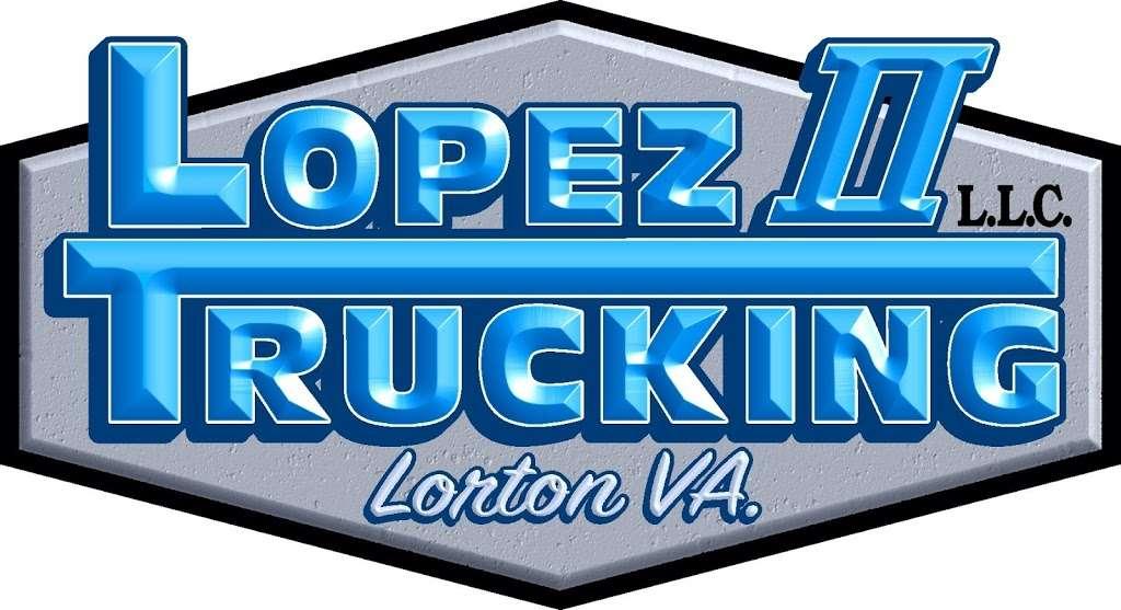 Lopez Trucking II LLC - moving company  | Photo 3 of 4 | Address: 10132 Giles Run Rd, Lorton, VA 22079, USA | Phone: (703) 372-1540