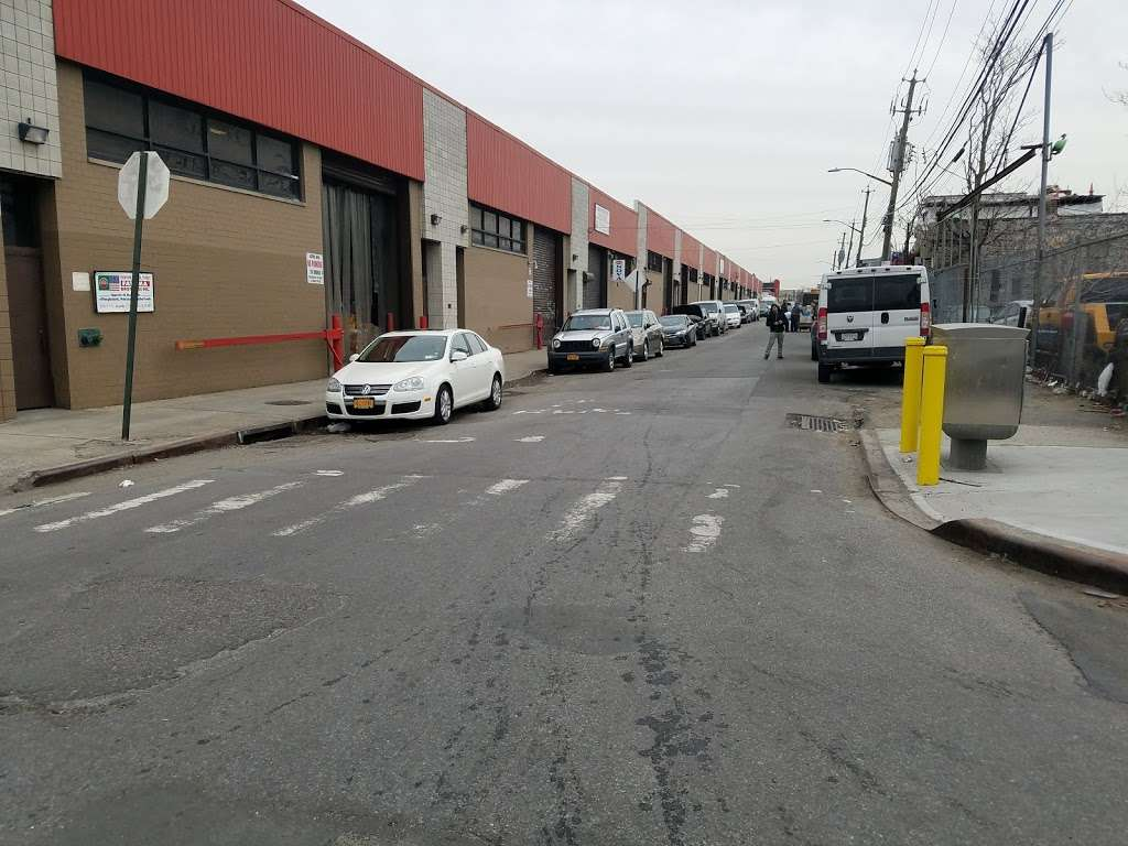 DOH Food Cart Inspection Office - local government office    Photo 1 of 4   Address: 56-13 56th Dr, Maspeth, NY 11378, USA