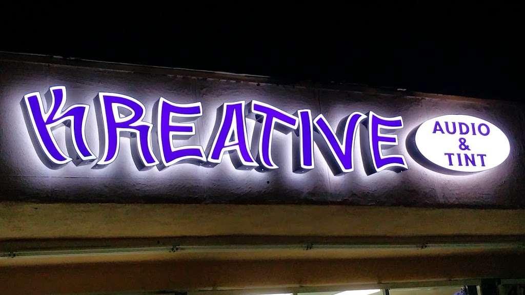 Kreative Audio & Tint - car repair  | Photo 4 of 4 | Address: 4715 Peck Rd, El Monte, CA 91732, USA | Phone: (626) 443-3989