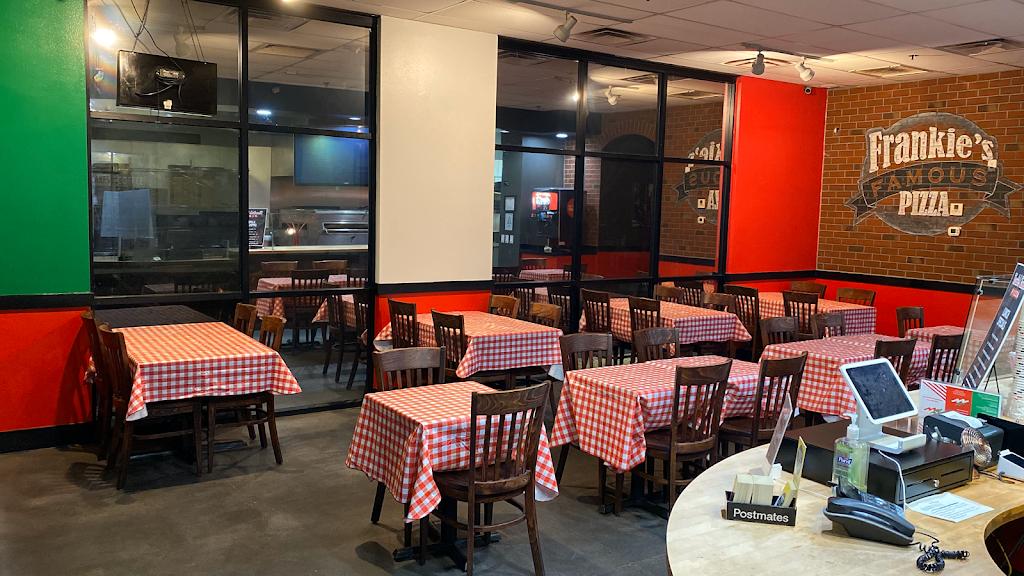 Frankies Famous Pizza - restaurant  | Photo 1 of 10 | Address: 1561 N Cooper Rd #101, Gilbert, AZ 85233, USA | Phone: (480) 507-7777