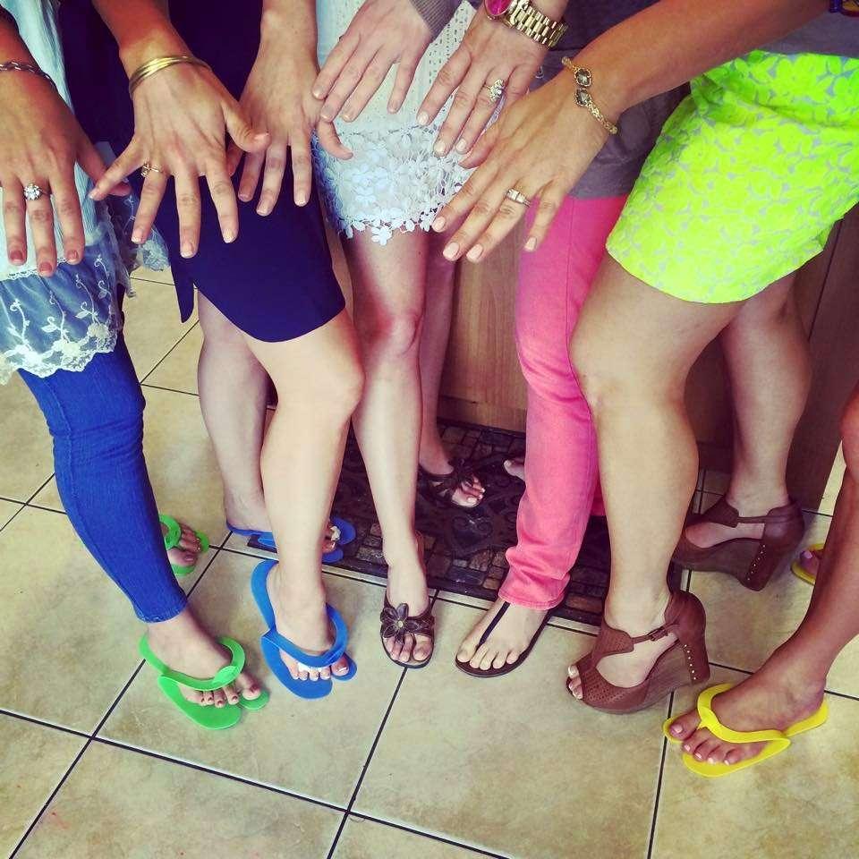 CR Nails Design - spa  | Photo 9 of 10 | Address: 20680 Westheimer Pkwy #30, Katy, TX 77450, USA | Phone: (281) 398-6245