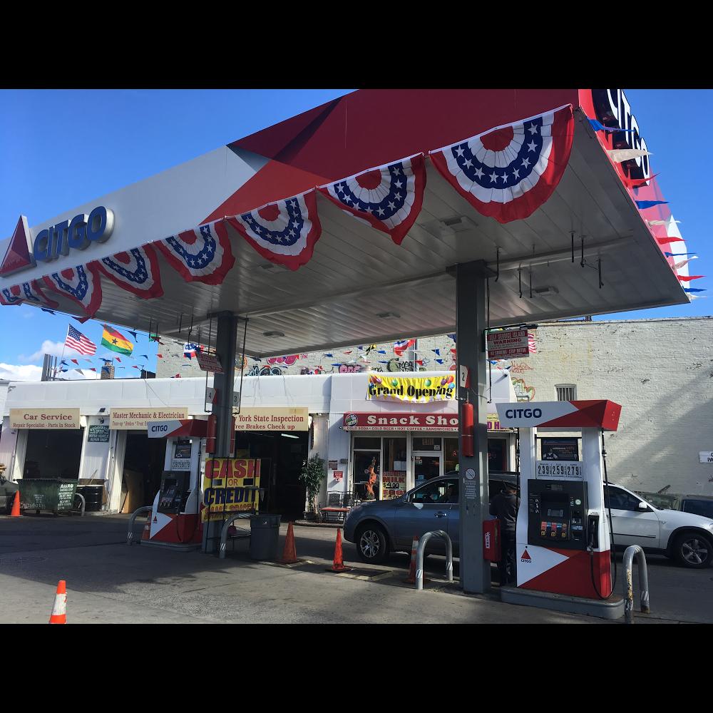 Citgo - gas station  | Photo 6 of 9 | Address: 1441 Westchester Ave, Bronx, NY 10472, USA | Phone: (718) 991-9104