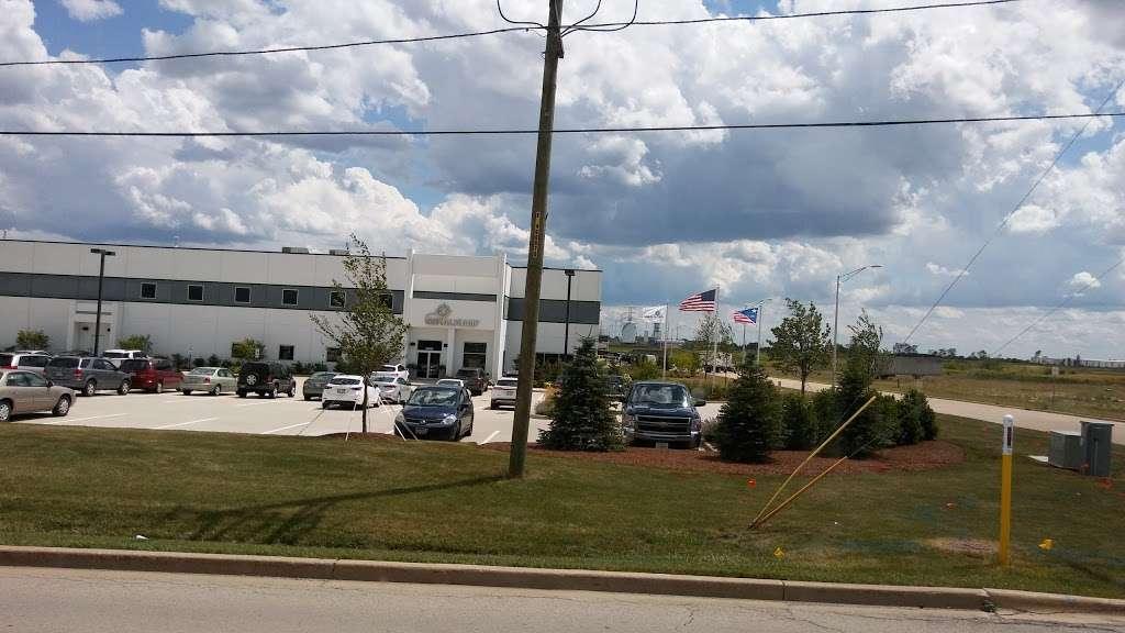 BMW of North America - real estate agency    Photo 10 of 10   Address: 200 International Pkwy, Minooka, IL 60447, USA   Phone: (815) 290-7000