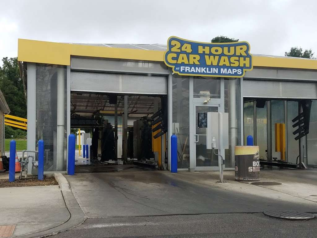 24 Hour Car Wash at Franklin Maps - car wash  | Photo 1 of 10 | Address: 349 S Henderson Rd, King of Prussia, PA 19406, USA