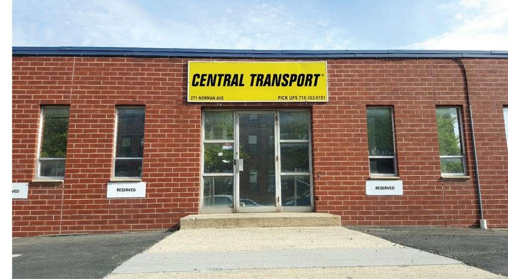 Central Transport - moving company  | Photo 1 of 7 | Address: 271 Norman Ave, Brooklyn, NY 11222, USA | Phone: (586) 467-1900