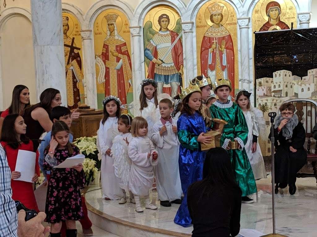 Saint Catherine Greek Orthodox Church - church  | Photo 6 of 9 | Address: 5555 S Yosemite St, Greenwood Village, CO 80111, USA | Phone: (303) 773-3411