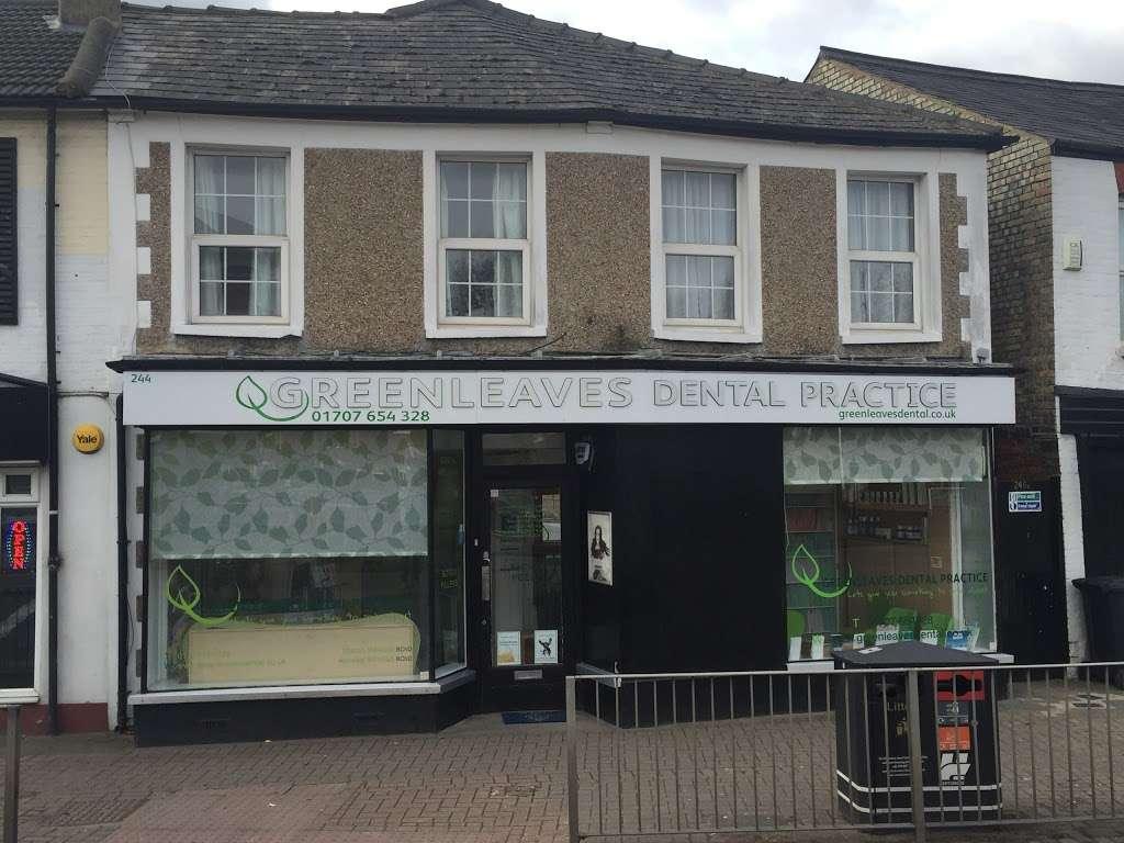 Greenleaves Dental Practice - dentist  | Photo 2 of 4 | Address: 244 High St, Potters Bar EN6 5DB, UK | Phone: 01707 654328
