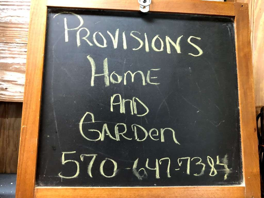 Provisions Home and Garden - home goods store  | Photo 10 of 10 | Address: Hawley, PA 18428, USA | Phone: (570) 647-7384