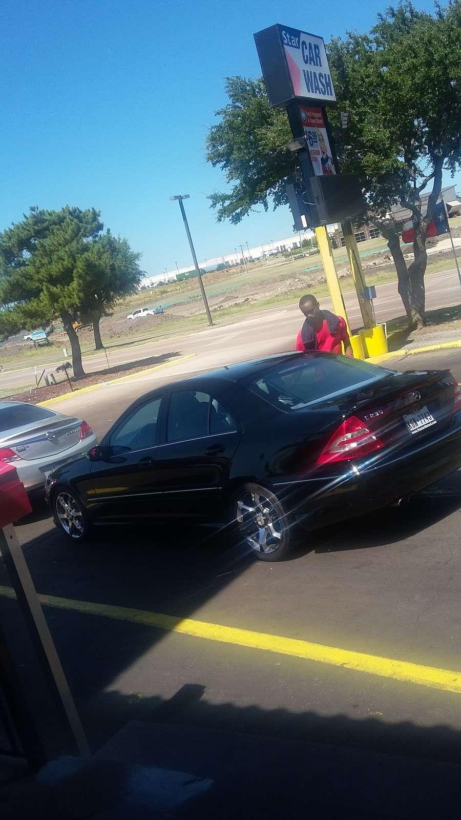 Star Car Wash - car wash    Photo 6 of 10   Address: 2111 N Hampton Rd, DeSoto, TX 75115, USA   Phone: (972) 298-5772