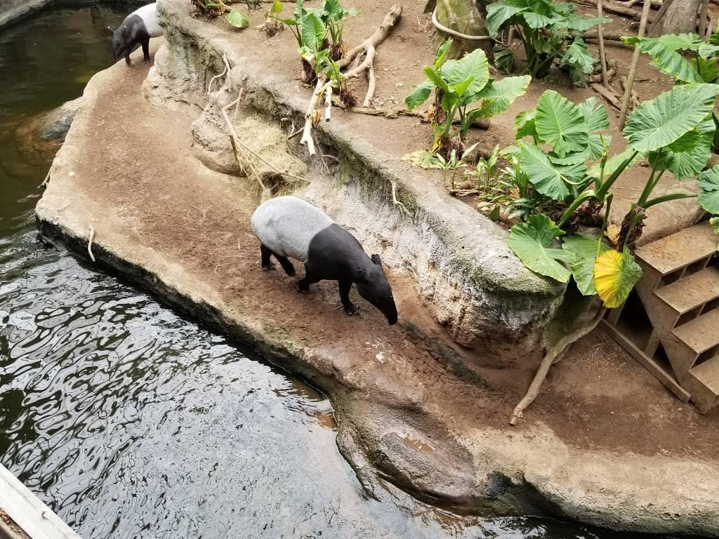 Omaha Zoo South (Main) Entrance - zoo    Photo 7 of 10   Address: 3701 S 10th St, Omaha, NE 68107, USA   Phone: (402) 733-8401