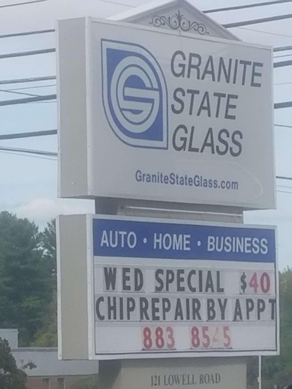 Granite State Glass - car repair  | Photo 3 of 3 | Address: 121 Lowell Rd, Hudson, NH 03051, USA | Phone: (603) 883-8545
