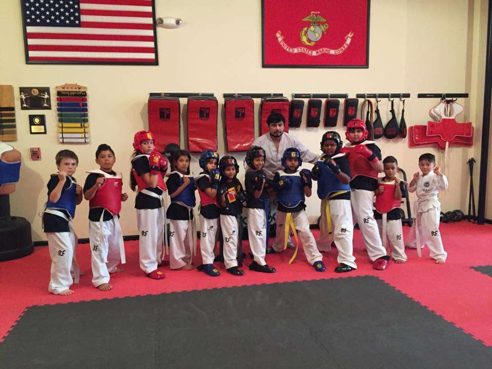 International Taekwon-do Academy II - gym  | Photo 3 of 10 | Address: 523 Palisade Ave, Jersey City, NJ 07307, USA | Phone: (201) 356-9918