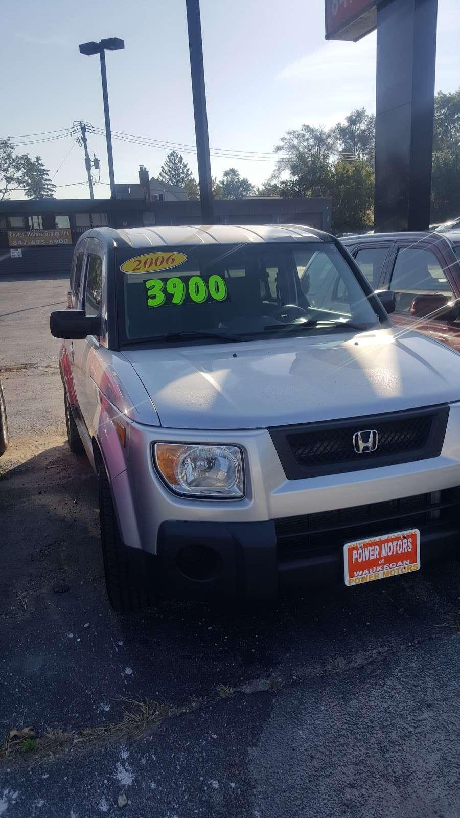 Power Motors Group Inc - car dealer  | Photo 9 of 10 | Address: 2829 Belvidere Rd, Waukegan, IL 60085, USA | Phone: (847) 625-6900