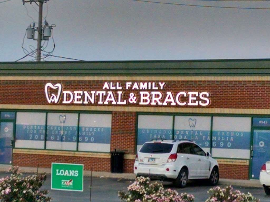All Family Dental & Braces - Southwest Chicago - dentist  | Photo 2 of 8 | Address: 8541 S Cicero Ave, Chicago, IL 60652, USA | Phone: (708) 762-9966