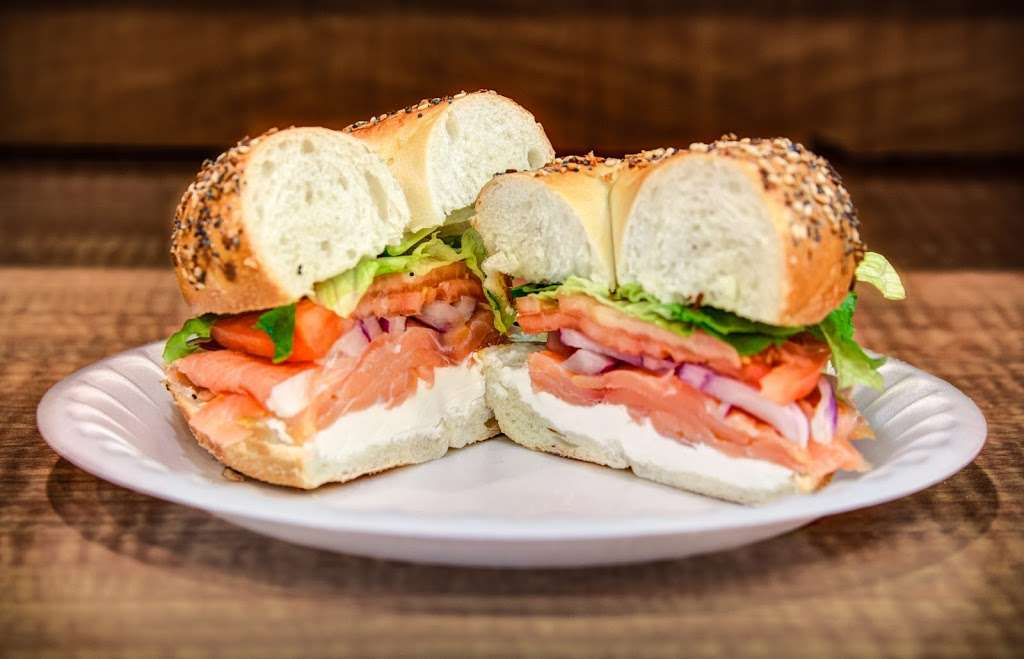 Holesome Bagels - meal delivery  | Photo 2 of 10 | Address: 333 Kingston Ave, Brooklyn, NY 11213, USA | Phone: (347) 955-5300