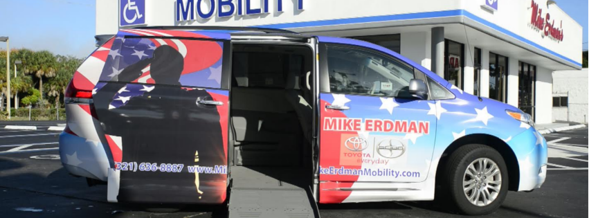 Mike Erdman Mobility - car dealer  | Photo 8 of 10 | Address: 4654 FL-520, Cocoa, FL 32926, USA | Phone: (321) 636-8887