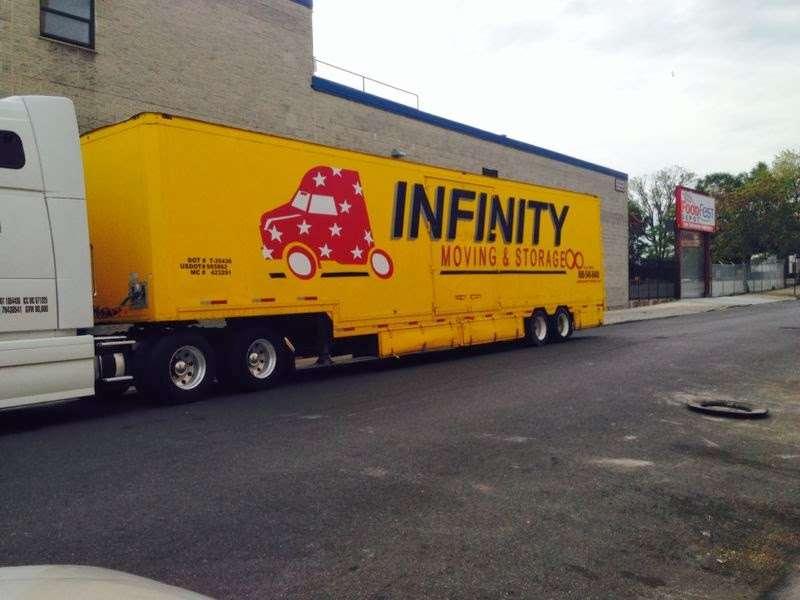 Infinity Moving and Storage, Inc. - moving company  | Photo 2 of 2 | Address: 125 Walnut Ave, Bronx, NY 10454, USA | Phone: (888) 545-8400